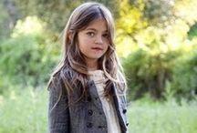 KIDS { little girl } / by Amy Herweyer Nickols