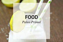 FOOD | PALEO & PRIMAL / Paleo Primal / by Sheena | Sophistishe