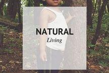 NATURAL LIVING / Homeopathy & Natural Yummies