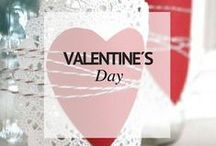 VALENTINE'S DAY / Valentine´s Day Crafts and Recipes
