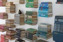 Bibliomania / Bookstores, bookshelves, libraries / by Marco Siegel-Acevedo