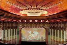 The Dream Bijou / Images of movie palaces living, dead, and gone / by Marco Siegel-Acevedo