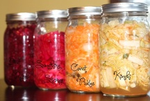 Cultured/Fermented Foods / by Shannon Harlow-Johari
