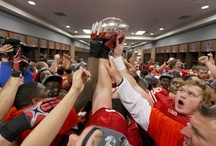 Badger Football / Official news, photos and videos of University of Wisconsin Football / by Wisconsin Athletics