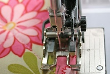 I want to learn to sew / by Shannon Harlow-Johari