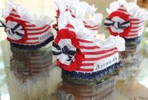 Shawna Brockmeier Styled Events / Custom party hats, games and personalized decor!