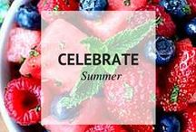 CELEBRATE SUMMER / by Sheena | Sophistishe