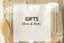 MOM & BABY GIFTS / Gifts for Mom and Baby / by Sheena | Sophistishe