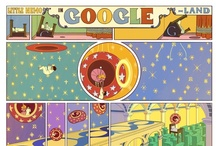 Google Doodles / by Kathleen O'Connell