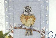 Cross Stitch / by Homespun Handmaiden