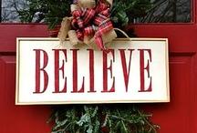 Christmas / by Deborah Lancellotti