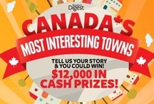 Canada's Most Interesting Towns Contest