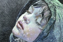 Watercolor Portraits & Figures
