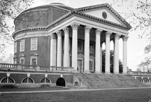 The Rotunda / All images are sourced from the University of Virginia Library digital repository. All items are housed in the Albert and Shirley Small Special Collections Library, University of Virginia. You may request high quality images for reproduction from UVa Library's Digital Curation Services at http://tracksys.lib.virginia.edu