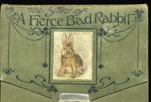 The story of a fierce bad rabbit by Beatrix Potter / All images are sourced from the University of Virginia Library digital repository. This item is housed in the Albert and Shirley Small Special Collections Library, University of Virginia.  For more information about this volume see http://search.lib.virginia.edu/catalog/uva-lib:727396
