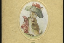 The tale of Benjamin Bunny by Beatrix Potter / All images are sourced from the University of Virginia Library digital repository. This item is housed in the Albert and Shirley Small Special Collections Library, University of Virginia. For more information about this volume see  http://search.lib.virginia.edu/catalog/uva-lib:727397