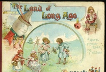 The Land of Long Ago / All images The Land of Long Ago : a visit to Fairyland with Humpty Dumpty at the University of Virginia Library. More information on this volume can be found at http://search.lib.virginia.edu/catalog/uva-lib:1003937 All images are sourced from the University of Virginia Library digital repository. This item is housed in the Albert and Shirley Small Special Collections Library, University of Virginia.