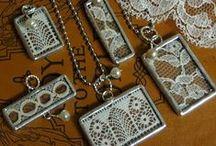 Handmade Accessories / by Homespun Handmaiden
