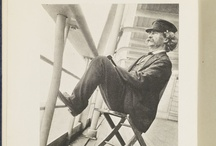 Mark Twain / All images are sourced from the University of Virginia Library digital repository and are housed in the Albert and Shirley Small Special Collections Library, University of Virginia. You may request high quality images for reproduction from UVa Library's Digital Curation Services at http://tracksys.lib.virginia.edu