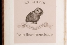 Bookplates / All images are sourced from the University of Virginia Library digital repository and are housed in the Albert and Shirley Small Special Collections Library, University of Virginia. You may request high quality images for reproduction from UVa Library's Digital Curation Services at http://tracksys.lib.virginia.edu