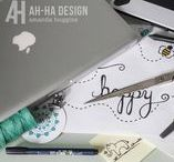 AhHa Designs / A compilation of my designs and photography available on my Etsy shop.