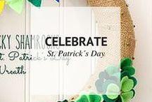 CELEBRATE ST. PATRICK'S DAY / St. Patrick´s Day ideas
