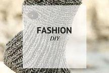 FASHION // DIY / DIY Fashion / by Sheena | Sophistishe