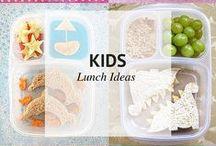 KIDS LUNCH IDEAS / Kids Lunch Ideas
