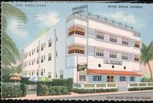 Miami Beach Postcards / by Beacon Hotel South Beach