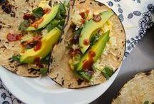 tacos. / by Liz Ortmann