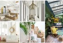 Mood board by mHD / Les moods du moment, ... #tendance #lifestyle #moodboard #moodmyhomedesign
