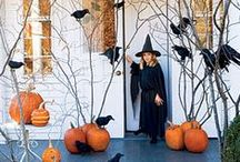 DIY Outdoor HALLOWEEN / Tricks and tips for creeping out your yard.