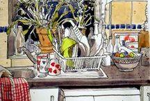 ART + At Home