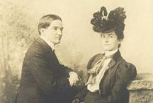 Vintage Family Portraits