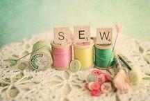 Sew Lovely / by Homespun Handmaiden