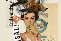 Digital Collage / Digital collage