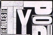 DESIGN + Typography