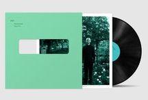 DESIGN + Album Covers