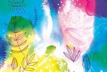 DESIGN + Watercolour
