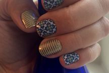 Jamberry Nails / Jamberry Nail Wraps Inspiration & Past Jamicures / by Shannon Harlow-Johari