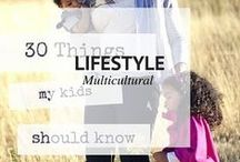 MULTICULTURAL LIFESTYLE / Celebrating diversity in living.