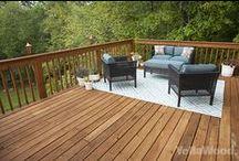Backyard Better / Outdoor furniture and deck decor