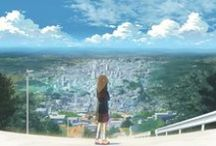 Slice of Life / Images of normal life from anime...