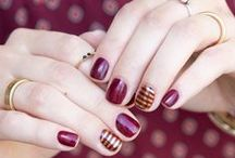 Best Fall Nail Art Manicures / The best looks for the fall season, for your September, October, and November manicures. Your nail art won't fail if you start with Jamberry! / by Cari Young