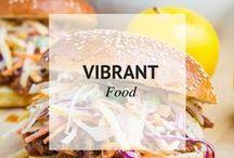 VIBRANT FOOD / Vibrant Food / by Sheena | Sophistishe