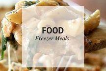 FOOD // FREEZER MEALS
