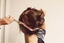 hair / by erin d