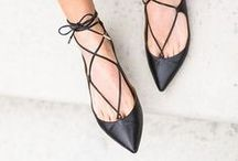 Flats {Shoes} / A collection of shoes & flats.