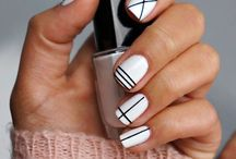 Nails {Manicure} / Colorful & fun nails & manicures.  / by Horses & Heels