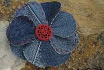 Denim: Sewing / Upcycling / by Lisalyn Lovell